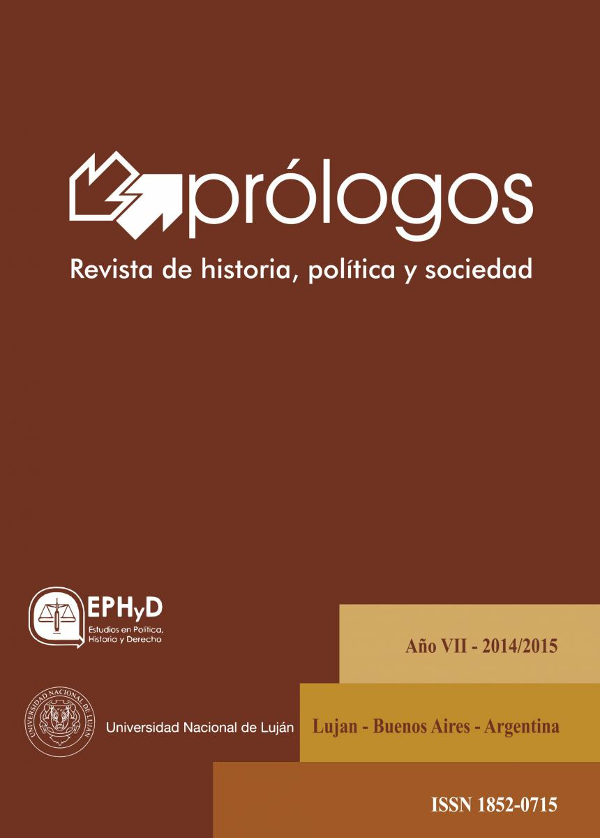 argentina historia política